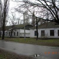 старые корпуса школы №1, Каланчак