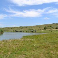 Живописная степная долина реки Ингулец, Калининское