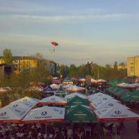 Площадь Таврийских игр 2008, Каховка