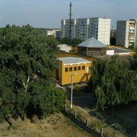 """Детский сад """"Искорка"""" возле парка, Каховка"""