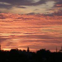 Закат, Нижние Серогозы