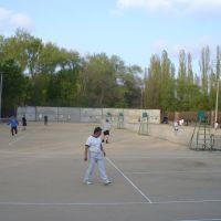 Теннисные корты сезона 2011, Новая Каховка