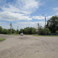 Перекресток 5 дорог, Нововоронцовка