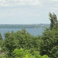 Вид на залив, Нововоронцовка