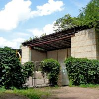 Руины летнего кинотеатра, Нововоронцовка