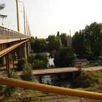 Два моста, Херсон