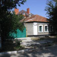 Just a house. Kherson, September 2009, Херсон