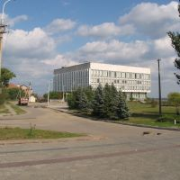 Library at Kherson, Ukraine, Херсон