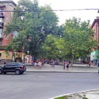 ул.Суворова, Херсон
