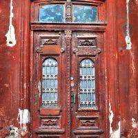 Дверь в прошлый век, Херсон