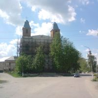 Kostel, Белогорье