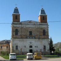 Костел (початок XVII ст.), Белогорье