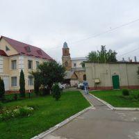 Костел, Белогорье