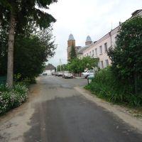 вул Франка, Белогорье