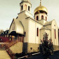 Cвято -Воскресна церква., Виньковцы