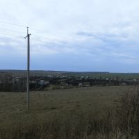 Вид на Подолянку зі сторони Комбікорму, Виньковцы