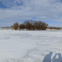 Острів на замерзлому озері, Виньковцы