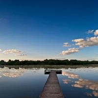 Volochysks Lake, Волочиск