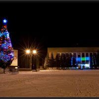 new year 2011, Волочиск
