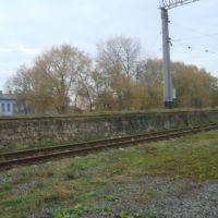 Станция Волочиск. Грузовая рампа, Волочиск