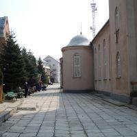 Kosciol & Syminarium., Городок