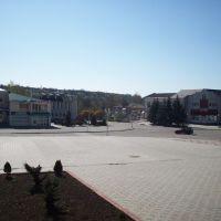Центр-2, Городок