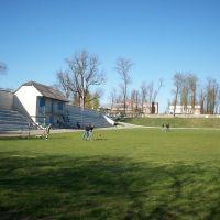 Городоцкий стадион, Городок