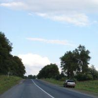 Дорога Хмельницкий-Городок, Городок
