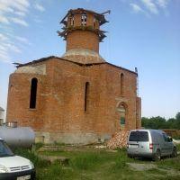 будущая церковь по ул. Фрунзе, Дунаевцы