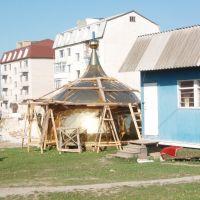 купол для церкви, Дунаевцы