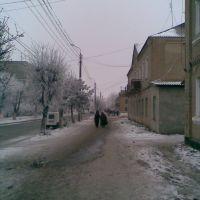 Шевченко накануне Нового года, Дунаевцы