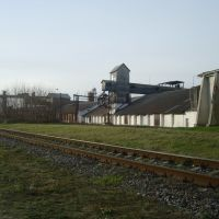 Станция Изяслав. Пакгауз, Изяслав