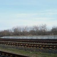 Станция Изяслав. Грузовая рампа, Изяслав