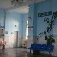 Станция Изяслав. Зал ожидания, Изяслав
