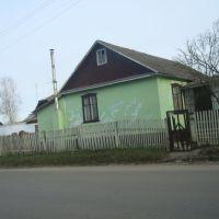 Изяслав. Старый домик по улице Красного казачества, Изяслав
