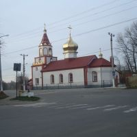 Церковь в Изяславе, Изяслав