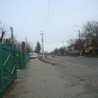 Изяслав. Улица Онищука, Изяслав