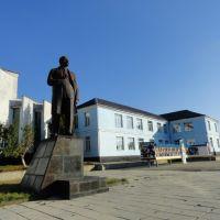 Памятник Леніну - Monument to Lenin, Изяслав