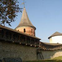 В замке, Каменец-Подольский