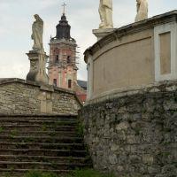 в старом городе, Каменец-Подольский