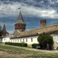 крепость в Каменце-Подольском, Каменец-Подольский