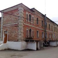Больница земская, 1864-1872 гг, Каменец-Подольский