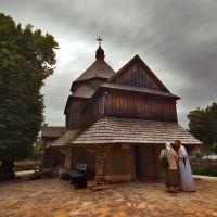 Пришедшая во храм, Каменец-Подольский
