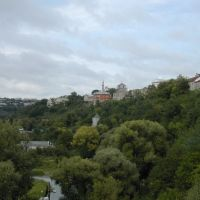 Canyon of Smotrich river, Каменец-Подольский