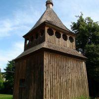 Камянець-Подільський - дзвінниця, Kamyanets-Podilskyi - bell tower, Каменец-Подольский - колокольня, 1863, Каменец-Подольский