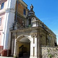 Каменец-Подольский. Триумфальная арка., Каменец-Подольский