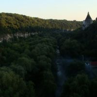 Kamieniec Podolski -  jar Smotrycza  ==  Smotrycz River Canion, Каменец-Подольский