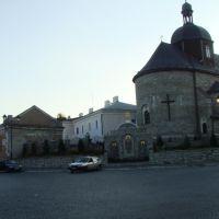 Kamieniec Podolski - kościół Świętej Trójcy, Каменец-Подольский