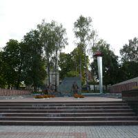 Меморіал Слави, Красилов