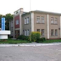 Бібліотека, Красилов